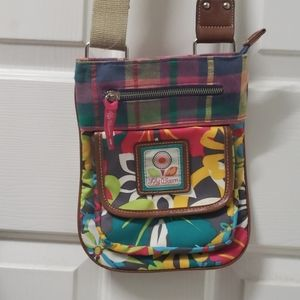 Lily Bloom crossbody purse
